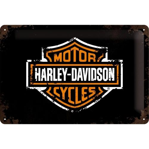 Harley-Davidson - Logo 20 x 30 cm (Länge / Breite)