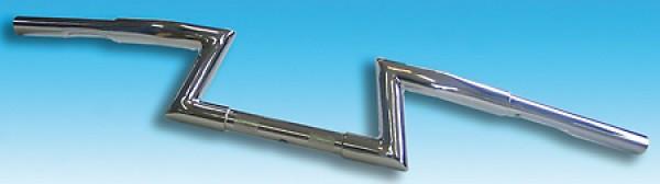 FEHLING Z-Lenker LOW, 1 1/4 Zoll, H 12 cm, 3 Loch