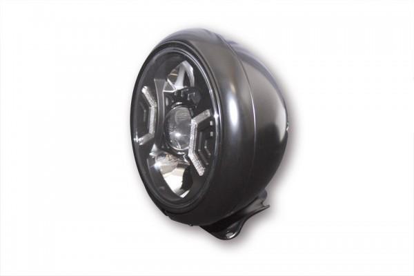 HIGHSIDER 7 Zoll HD-STYLE TYP 2 LED-Scheinwerfer