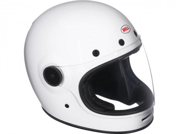 BELL Helm Bullitt Solid White