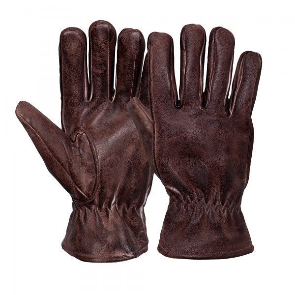 KING KEROSIN HERREN BIKER-HANDSCHUHE MIT OIL FINISH