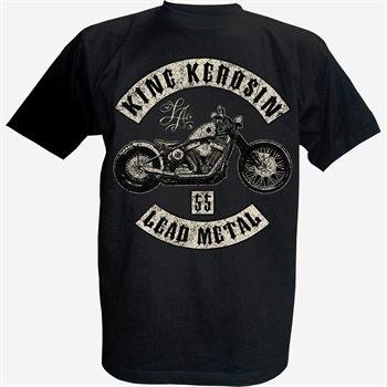 King Kerosin Lead Metal