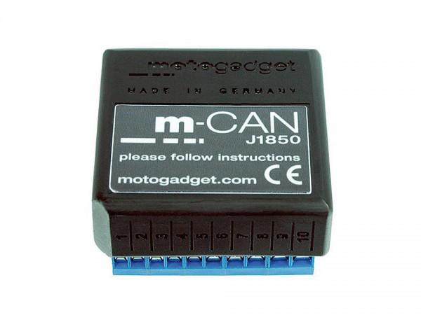 motogadget M-CAN J1850 Signalkonverter für H-D VRSC