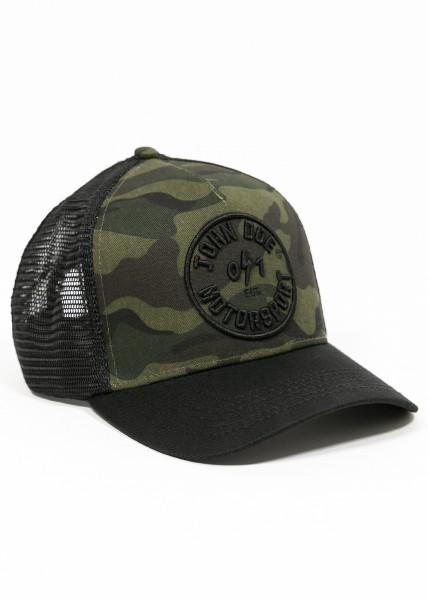 JOHN DOE CAP - TRUCKER HAT CAMOU 0/1
