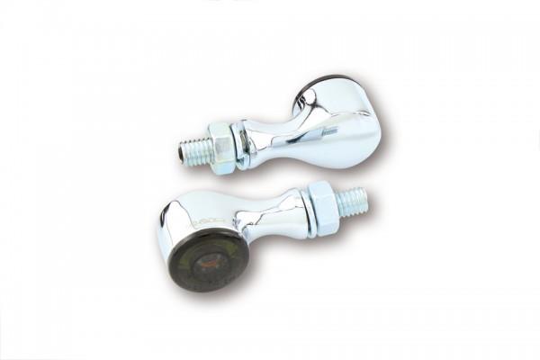 HIGHSIDER LED-Blinker APOLLO CLASSIC, chrom