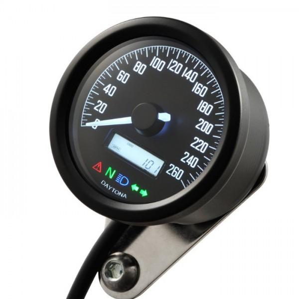 """Digitaltacho """"New Velona 60"""" -260 km/h"""