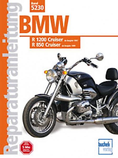 Bd. 5230 Reparatur-Anleitung BMW1200/850 Cruiser Bj.97-
