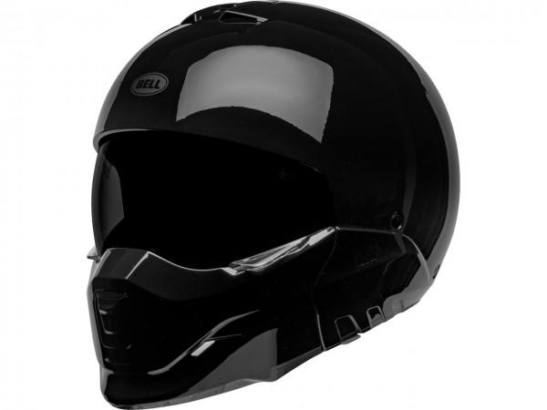 BELL Broozer Helm Gloss Black