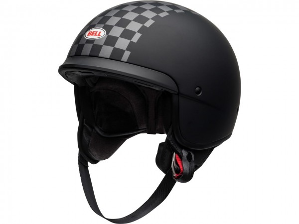 BELL Scout Air Helm Matte Black/White