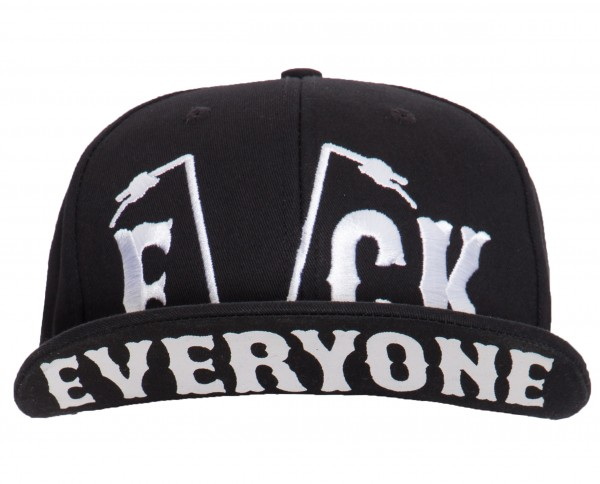 KING KEROSIN Snapback Cap mit Stickerei