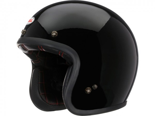 BELL Custom 500 Helm Gloss Black