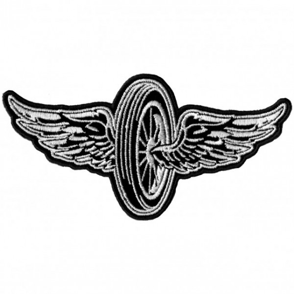 Patch Flying Wheel