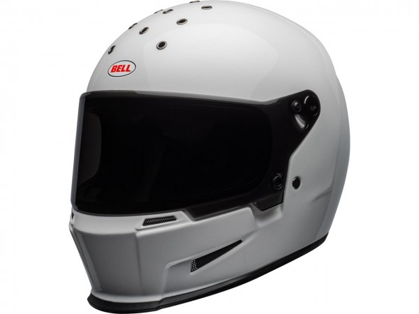 BELL Eliminator Helm Gloss White
