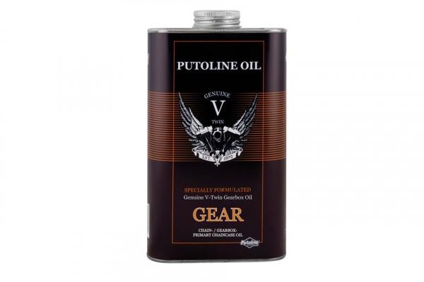 Putoline V-Twin Gearbox Öl, 1 Liter Blechdose