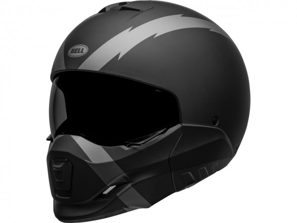 BELL Broozer Helm Arc Matte Black/Gray