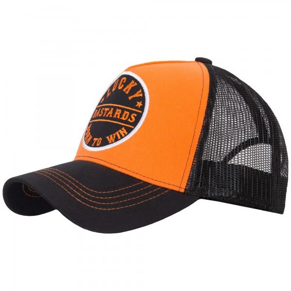 KING KEROSIN TRUCKER CAP »LUCKY BASTARDS« RIDE LIKE THUNDER