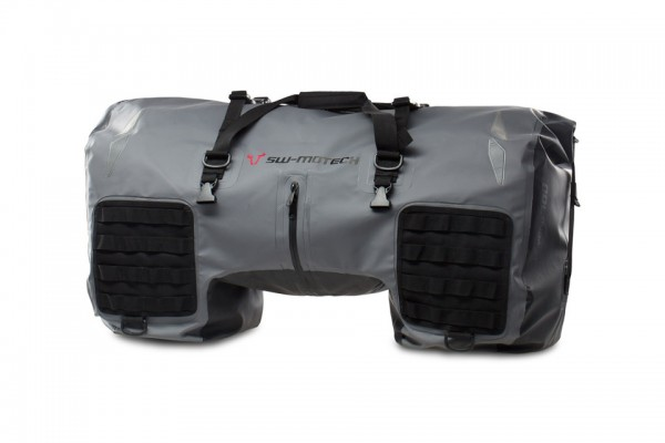 SW-MOTECH Drybag 700 Hecktasche 70 l. Grau/Schwarz. Wasserdicht.