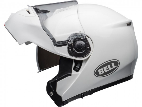 BELL SRT Modular Helm Gloss White