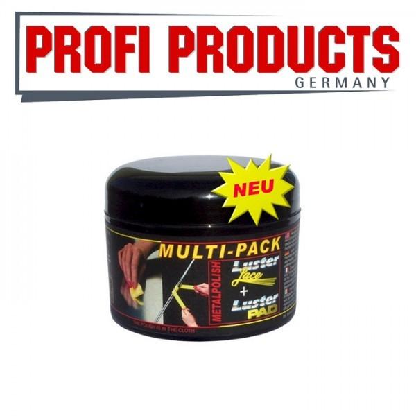 LusterLace & Luster Pad im MULTI-PACK *** Multipack / 9 Bänder + 1m LusterPad