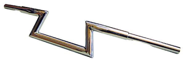 FEHLING Z-Lenker LOW, 1 1/4 Zoll, H 12 cm, 5 Loch