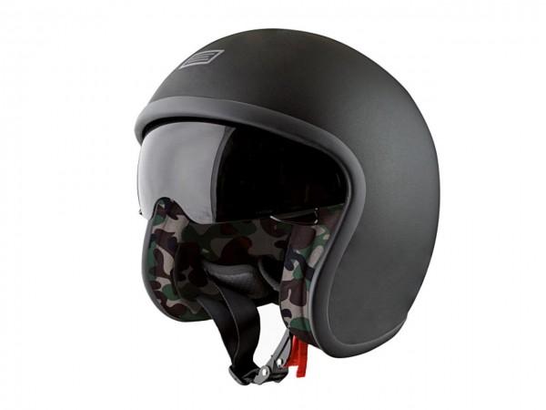 ORIGINE Sprint Helm Camo Schwarz Matt