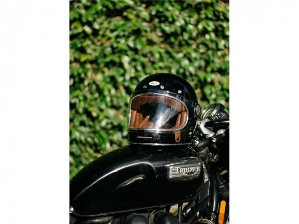 BELL Helm Bullitt Solid Black Größe L