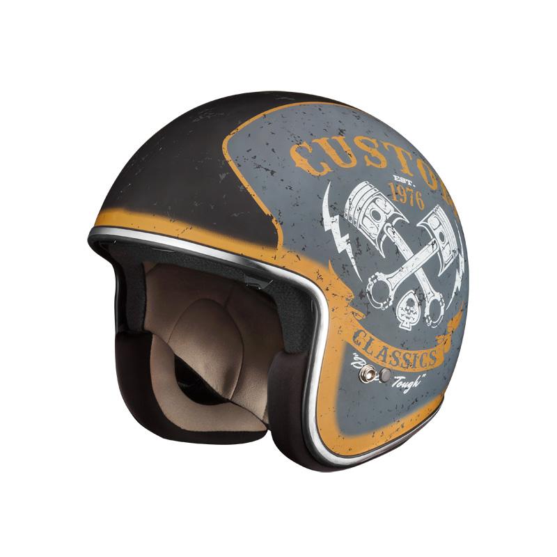 hx 77 custom biker ware24 dein online shop rund ums motorrad. Black Bedroom Furniture Sets. Home Design Ideas