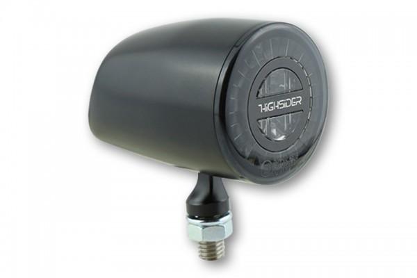 HIGHSIDER ROCKET CLASSIC LED Rücklicht, schwarz