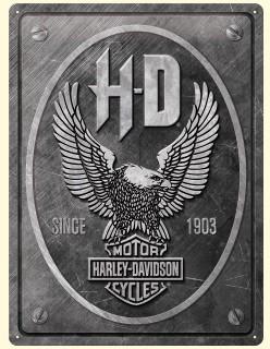 Harley-Davidson - Metal Eagle