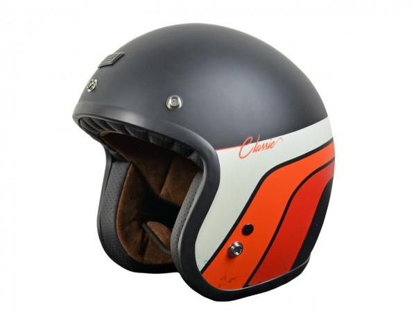 ORIGINE Primo Helm Classic Schwarz Matt