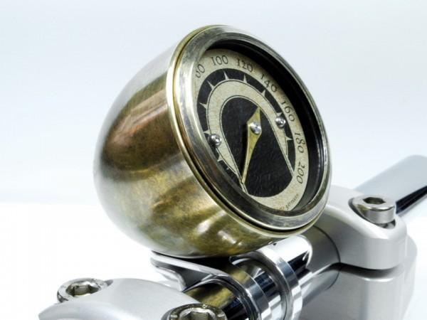 motogadget mst Vintage Instrumentenbecher, 1 Zoll