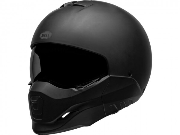 BELL Broozer Helm Matte Black
