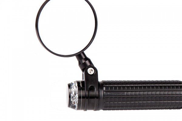 Gummigriffe m-Grip Soft, schwarz, für 1 Zoll / 25,4 mm Lenker, Ende offen, Paar