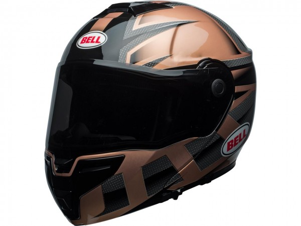 BELL SRT Modular Predator Helm Gloss Copper/Black